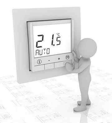 Elektrische Fussbodenheizung Temperaturregelung Mit Zeitschaltuhr