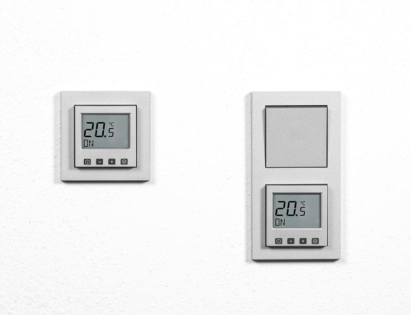 Temperaturregler Fur Schalterprogramm Gira E2