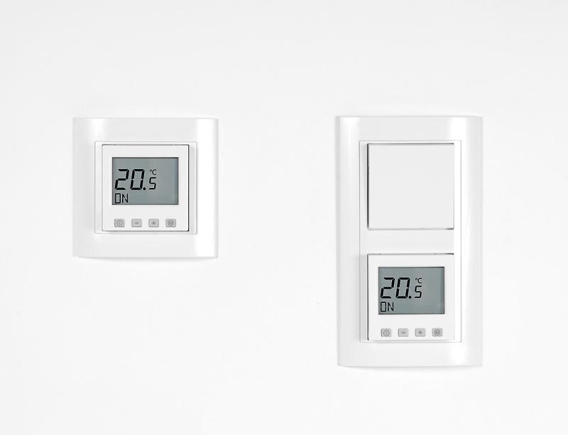 Temperaturregler Fur Schalterprogramm Gira Event