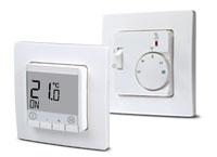 elektrische fu bodenheizung temperaturregelung mit zeitschaltuhr regelung und zubeh r. Black Bedroom Furniture Sets. Home Design Ideas